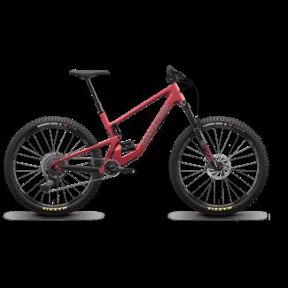 Santa Cruz 2021 5010 CC X01 RaceFace ARC30 Wheels