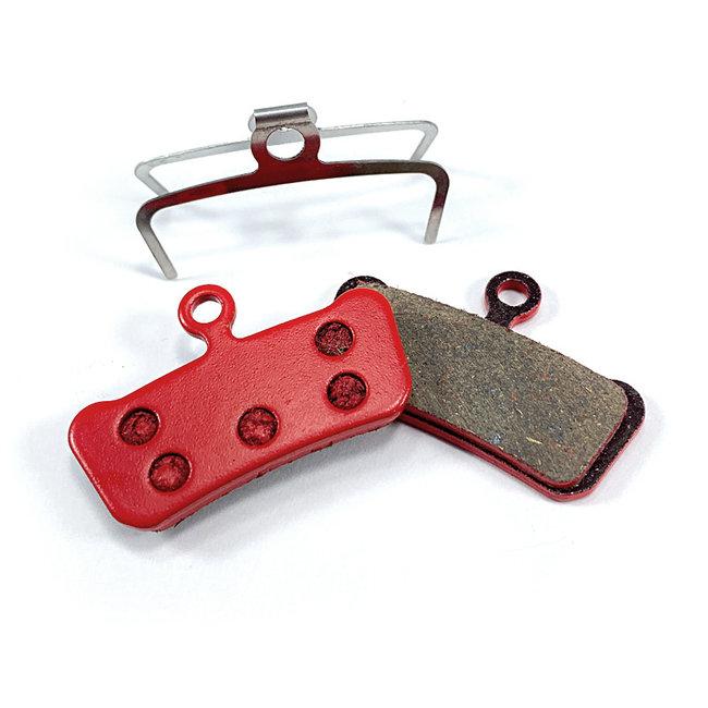 MTX Braking Red Label Race Brake Pads - SRAM