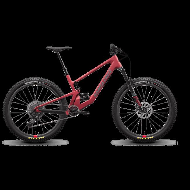 Santa Cruz Bicycles Demo Santa Cruz 2021 5010 CC XO1 Reserve 30 Wheels