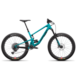 Santa Cruz Bicycles Santa Cruz 2021 5010 CC X01 Reserve 30 Wheels
