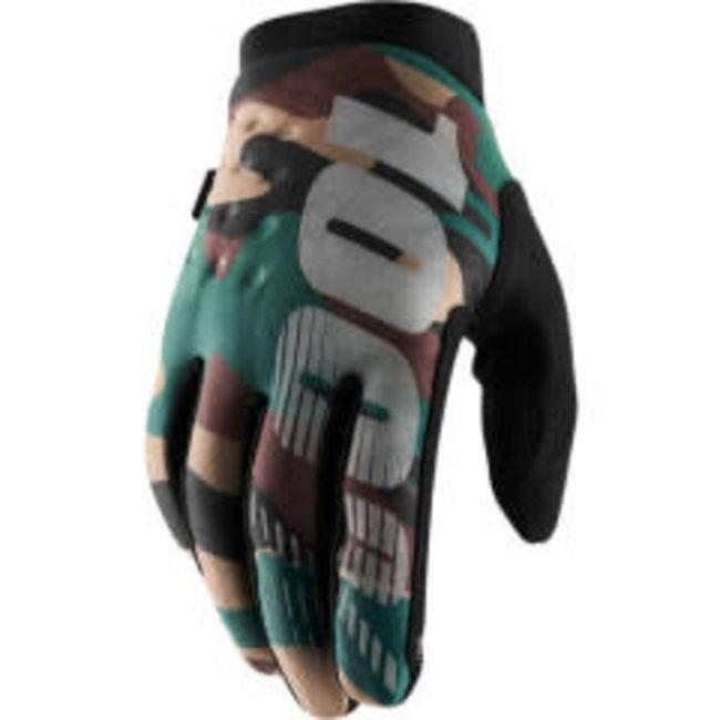 100 Percent Briskar Men's Glove
