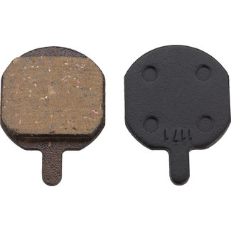 Hayes Hayes Disc Brake Pads Semi-Metallic for Sole / MX2 / MX3 / MX4 / MX5 / CX5