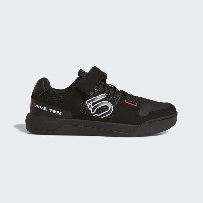 Five Ten Five Ten Hellcat Clipless Shoe Black/White/Red 11