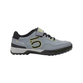 Five Ten Five Ten Kestrel Lace Men's Clipless Mountain Shoe Onix/Yellow 8