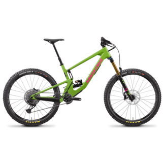 Santa Cruz Bicycles Demo Santa Cruz 2021 Nomad CC Carbon XO1-Kit, Air Shock, Reserve 30