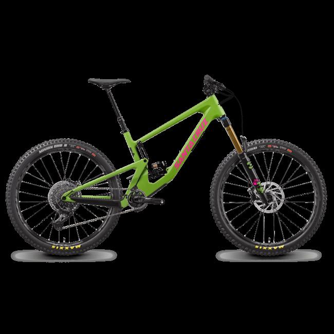 Demo Santa Cruz 2021 Nomad CC Carbon XO1-Kit, Air Shock, Reserve 30