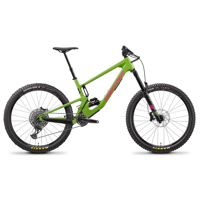 Santa Cruz Bicycles Santa Cruz 2021 Nomad C Carbon S-Kit, Air Shock, RaceFace AR Offset 30
