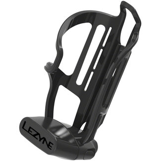 Lezyne Lezyne Flow Storage Water Bottle Cage, Right Hand Loading, Black