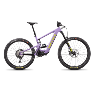 Santa Cruz Bicycles Santa Cruz 2021 Bullit MX CC XT Coil