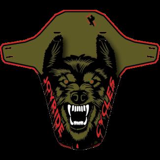 Burro Loco Designs Burro Loco Joyride Fender - Wolf
