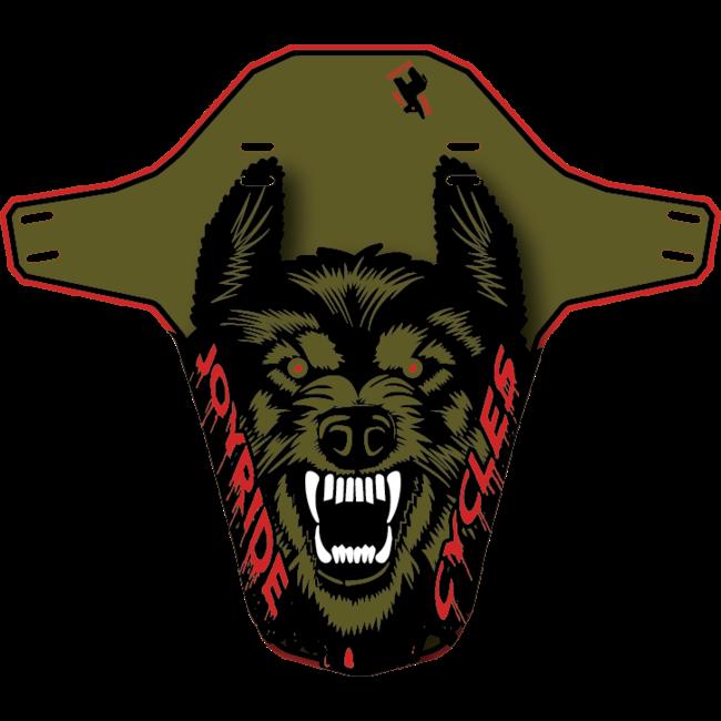 Burro Loco Joyride Fender - Wolf