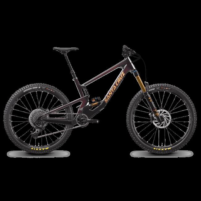 Santa Cruz 2021 Nomad CC Carbon XO1-Kit, Fox DHX2 Air, Reserve 30