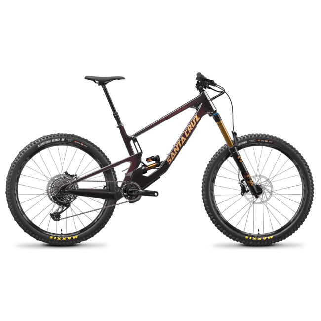 Santa Cruz Bicycles Santa Cruz 2021 Nomad CC Carbon XO1-Kit, Fox DHX2 Air, Reserve 30