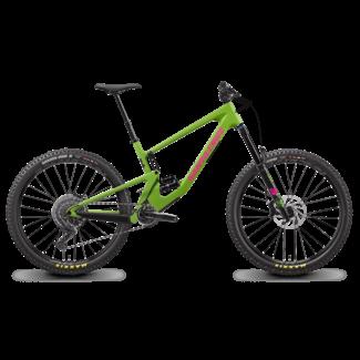Santa Cruz Bicycles Santa Cruz 2021 Nomad C Carbon S-Kit, Air Shock