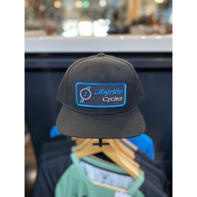 Joyride Patch Snap-Back Hat