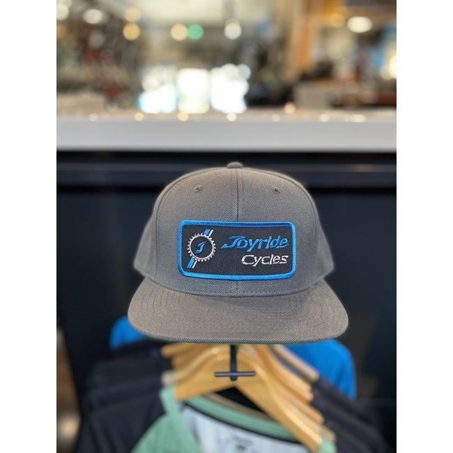 Joyride Patch Snap-Back Hat