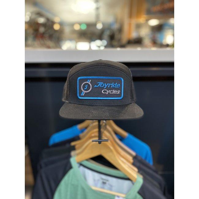 Joyride Patch Snap-Back 7-Panel Hat