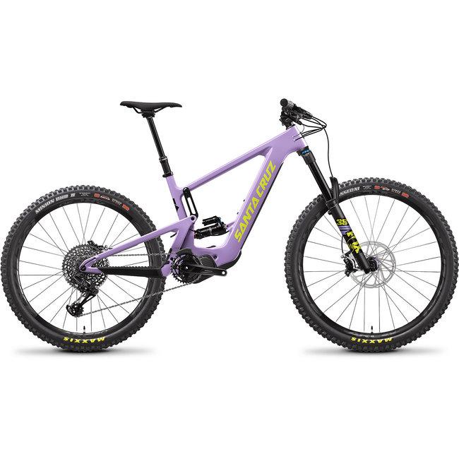 Santa Cruz 2021 Bullit MX CC S Super Deluxe Select+ Air