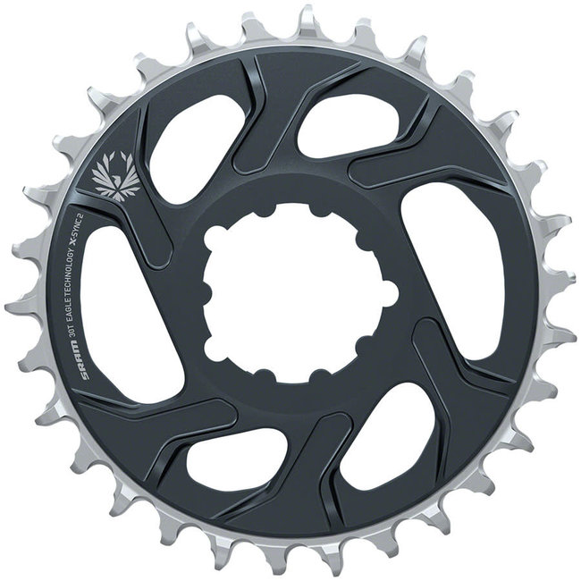 SRAM Eagle X-SYNC 2 Direct Mount Chainring - 30t, Direct Mount, 3mm Offset, For Boost