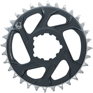 SRAM SRAM Eagle X-SYNC 2 Direct Mount Chainring - 32t, Direct Mount, 3mm Offset, For Boost