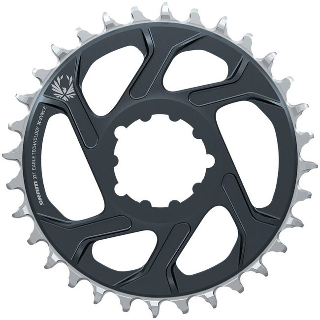 SRAM Eagle X-SYNC 2 Direct Mount Chainring - 32t, Direct Mount, 3mm Offset, For Boost