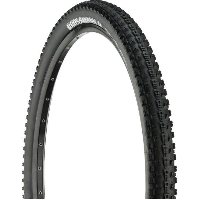Maxxis Crossmark II Tire - 29 x 2.25, Folding, Tubeless, Black, Dual, EXO