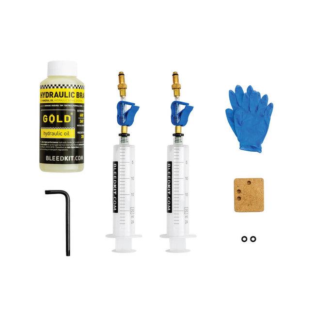 Premium Gold Formula Cura Bleed Kit