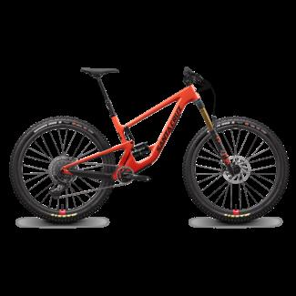 Santa Cruz Bicycles Santa Cruz 2021 Hightower CC Carbon XO1-Kit Reserve 30