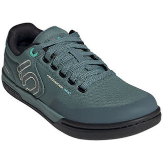 Five Ten Five Ten Women's,  Freerider Pro Primeblue Flat Shoe Acid Mint/Haze Emerald/Sand