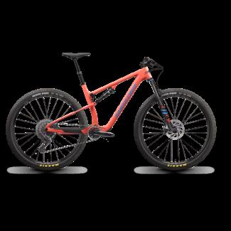 Santa Cruz Bicycles Santa Cruz 2022 Blur C S TR Salmon