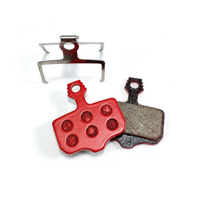 MTX Braking Red Label Race Brake Pads RL165 SRAM Level/Avid Elixer