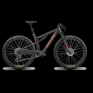 Santa Cruz Bicycles Santa Cruz 2022 Blur C S Black
