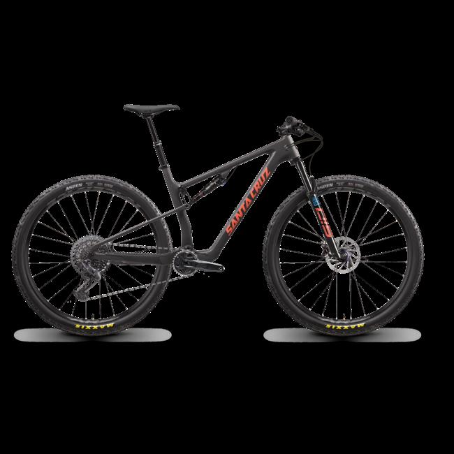 Santa Cruz 2022 Blur C S Black
