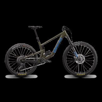Santa Cruz Bicycles Santa Cruz 2022 Bronson C R Moss