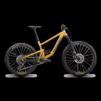 Santa Cruz Bicycles Santa Cruz 2022 Bronson C S Gold