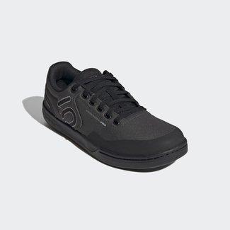 Five Ten Five Ten Men's, Freerider Pro Primeblue Flat Shoe DGH Solid Grey/Grey Three/Acid Mint
