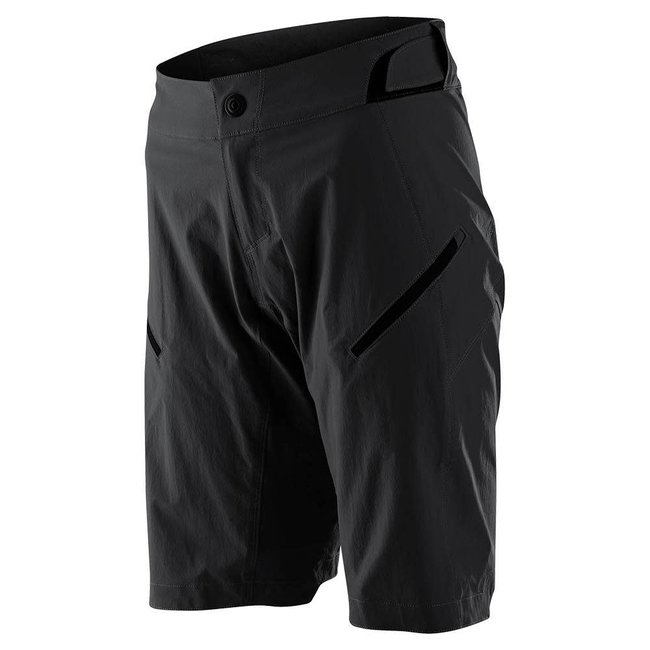 Troy Lee Designs Troy Lee Designs Womens Lilium Shorts W/Liner, Black