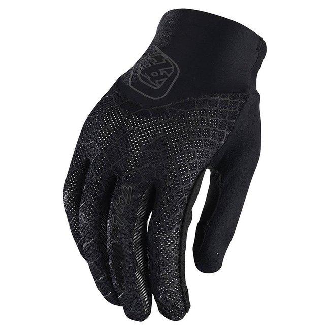 Troy Lee Designs Womens Ace 2.0 Gloves, Snake Black