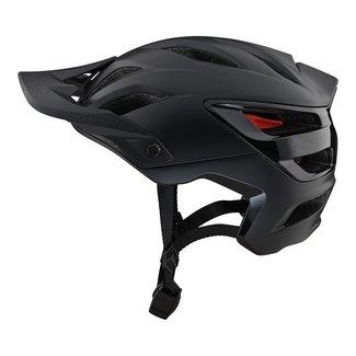 Troy Lee Designs Troy Lee Designs A3 MIPS Helmet, Uno Black