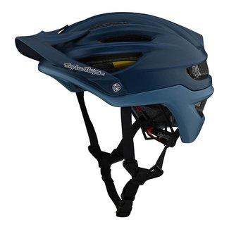 Troy Lee Designs Troy Lee Designs A2 MIPS Helmet, Decoy Smokey Blue