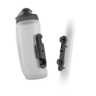 Fidlock Fidlock BottleTwist Water Bottle 590ml - Clear