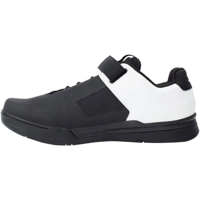 Crank Brothers Mallet Speedlace Black White Clipless Shoes