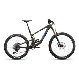 Santa Cruz Bicycles Santa Cruz 2022 Bronson CC XO1 Moss