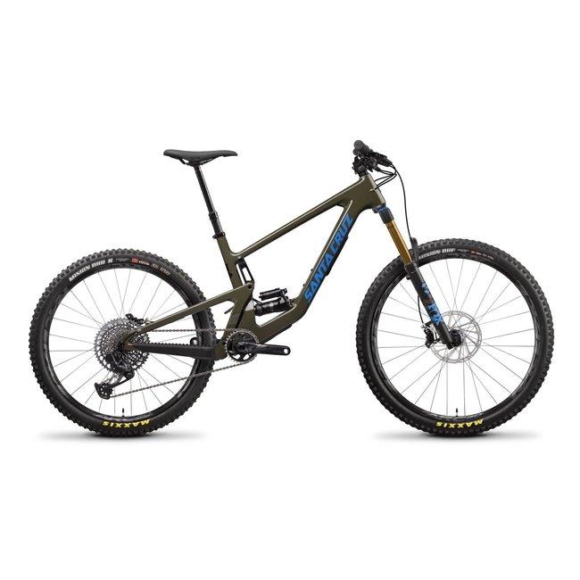 Santa Cruz 2022 Bronson CC XO1 Moss