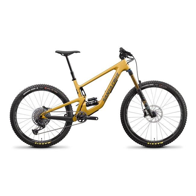 Santa Cruz Bicycles Santa Cruz 2022 Bronson CC XO1 Gold