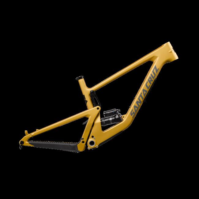 Santa Cruz Bicycles Santa Cruz 2022 Bronson CC Frame Gold