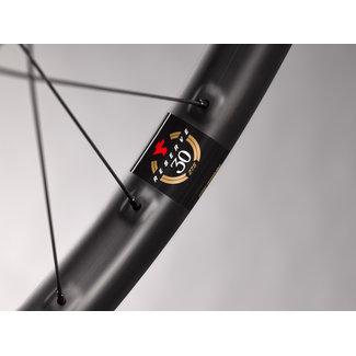 "Santa Cruz Bicycles Santa Cruz Reserve V2 27.5"" Wheelset DT Swiss 350 Hubs"