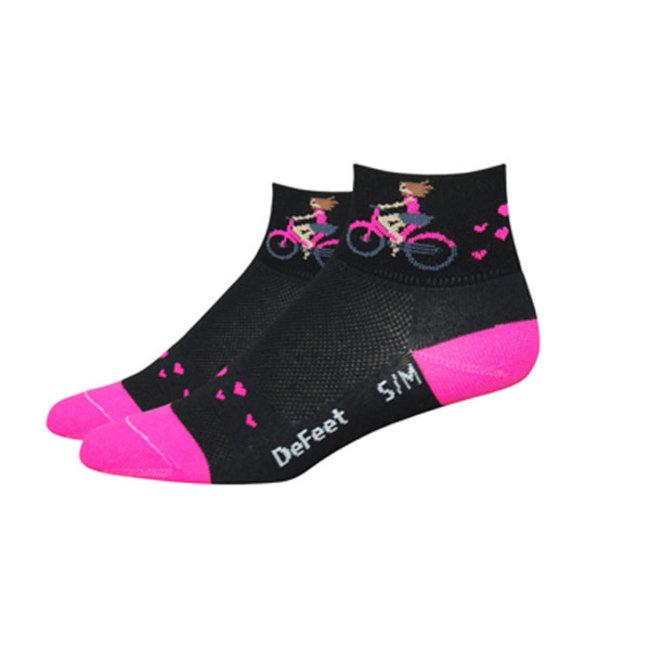 Defeet Aireator 2 Inch Women's Sock