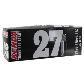 """Kenda Butyl Tube, Thornproof 27x1-1/8-1-1/4"""" SV"""
