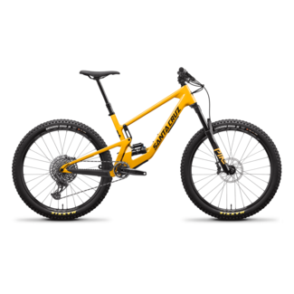 Santa Cruz Bicycles Santa Cruz 2022 5010 C S Yellow